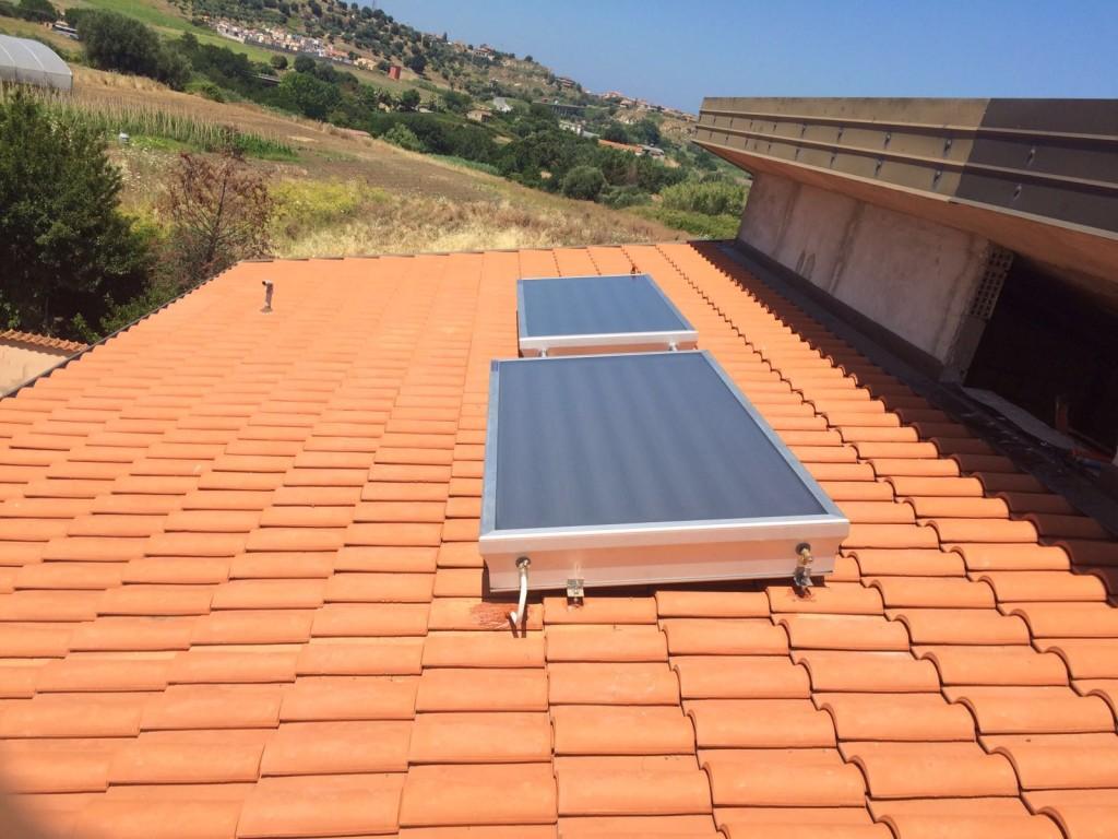 Impianto Solare Termico Cordivari Sistema STRATOS