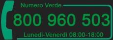 Numero Verde 800960503